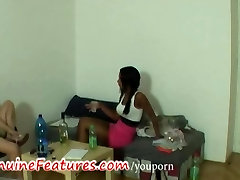 real street hookers 2girls legjob at the erotic casting