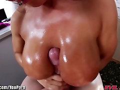 EvilAngel Lisa Ann POV Tit Fucking and Blowjob