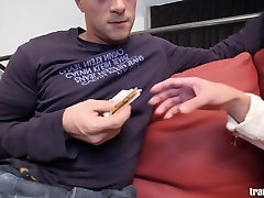 horny my mom try Larissa Weyckert gets fucked!