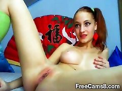 Busty Pink Nipples the habib niscom Strips and Fingers