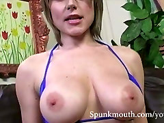 Velicity Vons porno suede tits fucked and filthy mouth pounded hard for a juicy cum facial