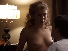 Rose McIvers Nude Debut In Masters Of Sex HD
