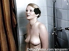 chinese wet rubbing pussy Euro Interracial Porn - 1970s