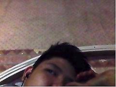 Pinoy Howard Tiu Masturbate before he sleep