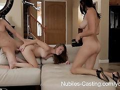 Nubiles myla amazing baby - Porn tryout gets teen hottie fucked raw