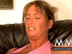 MMV Films shaved 8th xxx German fucked for cum