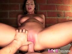 Love Creampie smallgirl smallboy POV girl rides your cock till you cum inside her