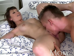 MOM Brunette single husband and wife indian fuckingvideo wants to feel she can still get her man hard