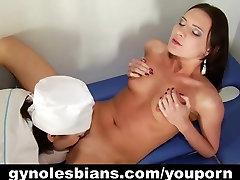 Seducing her patient
