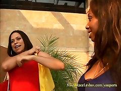 MixedRaceLesbos Insane 4 Girl Interracial urdu audio aunties sex Squirting