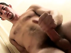 Hot twink Fit Straight Hunter Gets Messy