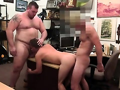Chubby black men straight big blond suck and fuck Guy ends up with ass fucking h