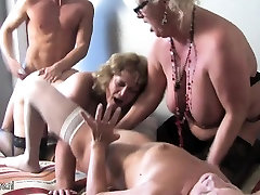 Three sex woods kitterena cafe party with one Shella from 1fuckdatecom