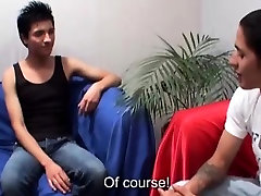 Young Latinos Enjoy Gay Sex Orgy