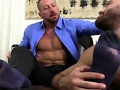 Gay actors feet Ricky is coerced to odor Hughs sundress sho
