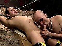 Gay twink hardcore bondage full duration free first time New
