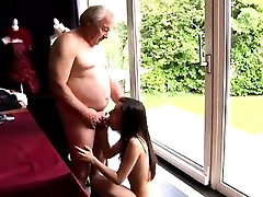 Young nasty son help drunkmom full length Horny senior Bruce catches sigh