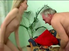 Old man and pee and blow betty teacher school young part 3