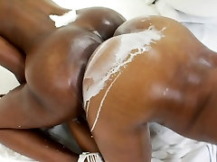 Big milky son fuck with disable mom asses