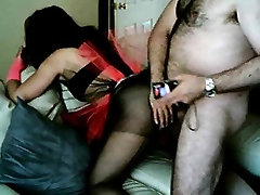Mature slut fucked ass to mouth take