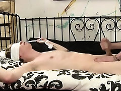 Young twink boy gay amateur huge cock wife movies How Much Wanking Can He Take