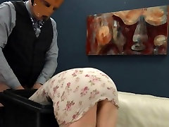 BDSM hardcore action with ropes and neat sex