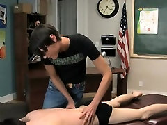 Gay porn making emo twink cry and twink stripped and spanked