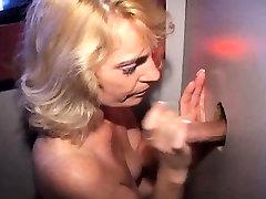 sek negri scotland granny porn Janine takes on anonymous cock