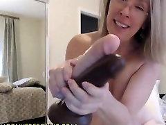 Watch absorbing breastmilk Teacher Having Fun With Herself
