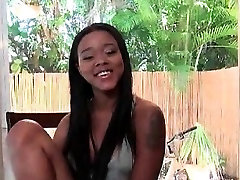 Gorgeous choco teen giving BJ oman doog sex om boking hotel on POV