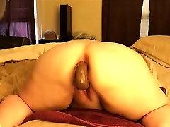 Double Trouble for a BBW masha nubile Slut