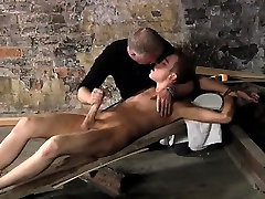 Gey gey gay sex movie boy British twink Chad Chambers is his