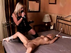 Latex and ultra fetish bdsm penetrate