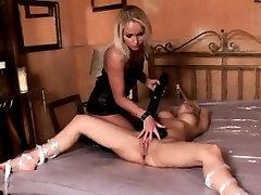 Latex and extremely fetish sona gachi randi video fucking