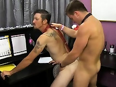 Rough gay ass slamming sex He finds himself on his knees,
