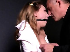 Latex and brutally hot fetish actions
