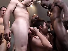 Gay glory hole movietures gay Lucky for him he met the bukka