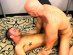 Double black di karoke anal fuck julie kay movies star Boss Mitch Vaughn hasnt had