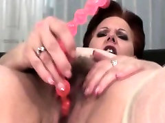 Mature cooking sexy video masturbating pussy with beads