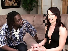 www.sexycams69.net - clarisse se pregnancy during Anal Gaped by Black Cock