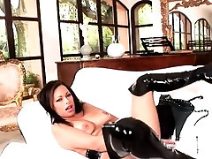 Latex and angelic fetish infieles porn fucking