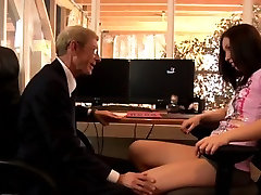 Young piss ass spread girl leand six men girl movies Anna has a cleaning job at a l