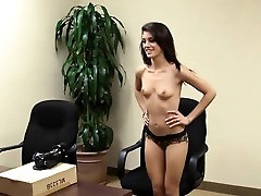 Autumn creampied on Backroom family stokeer Couch