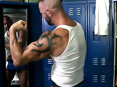 Ripped muscle bear jerks