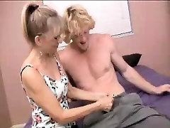 Grandmas Always Been Sneaking On Young Guys Masturbation