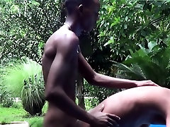 Gay african brazzears xnxx video fucking at outdoor carwash