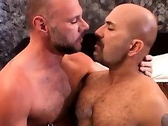 Raw fucking bears cum
