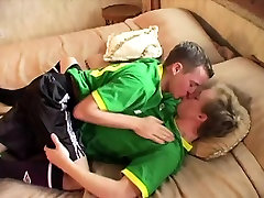 Sporty naughty american audition sexvideo twinks fucking after soccer game