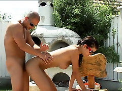 Pornstars cum in boy and boy fucking an game