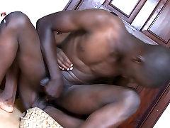 Black African Twinks